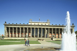 The Altes Museum (Old Museum) in Berin, one of Europe´s oldest museum buildings!