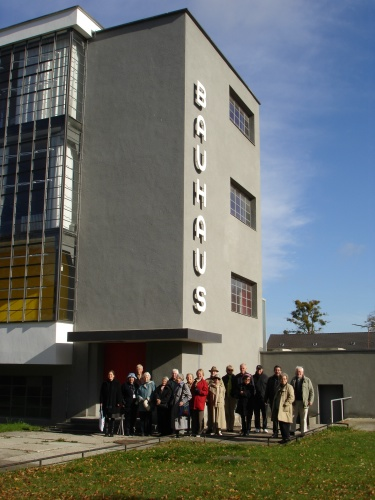 The Bauhaus in Dessau: a beacon of modern architecture!